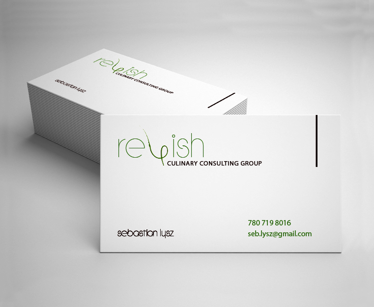Relish Business Card